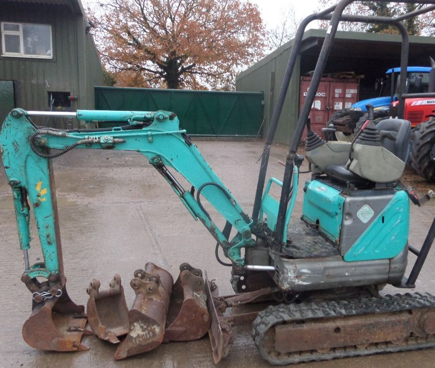 Kobelco Sk09sr Mini Excavator Service Repair Shop Manual